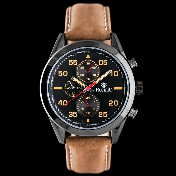Vīriešu pulkstenis PACIFIC pulkstenis PCA123R Paveikslėlis 1 iš 1 30069610865
