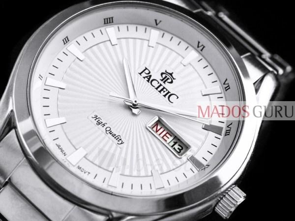 Vīriešu Pacific pulkstenis PC03B Paveikslėlis 3 iš 5 30069601973