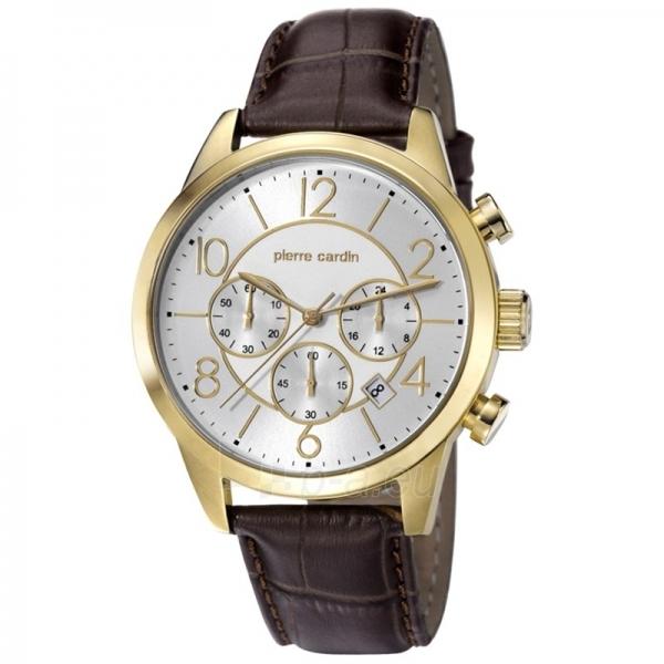 Male laikrodis Pierre Cardin PC106591F16 Paveikslėlis 1 iš 1 30069608643