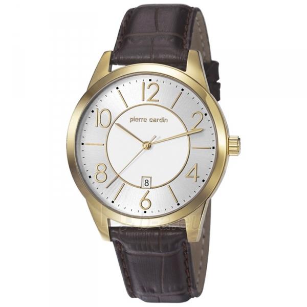Male laikrodis Pierre Cardin PC106921F03 Paveikslėlis 1 iš 1 30069608651
