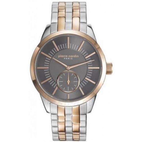 Male laikrodis Pierre Cardin PC108101F06U Paveikslėlis 1 iš 1 310820090576