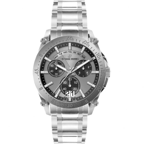 Male laikrodis Pierre Petit P-792C Paveikslėlis 1 iš 1 30069608683