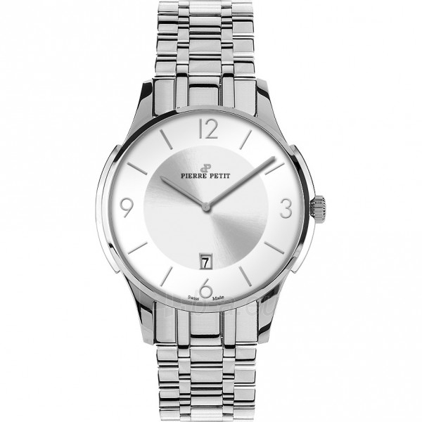 Male laikrodis Pierre Petit P-850F Paveikslėlis 1 iš 1 30069608700