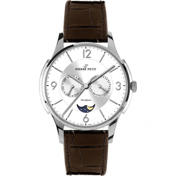 Vyriškas laikrodis Pierre Petit P-852B Paveikslėlis 1 iš 1 30069608702