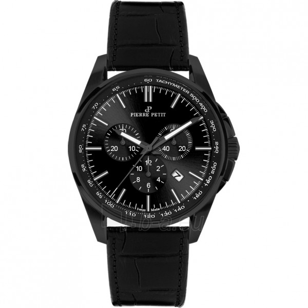 Vyriškas laikrodis Pierre Petit P-858C Paveikslėlis 1 iš 1 30069608718