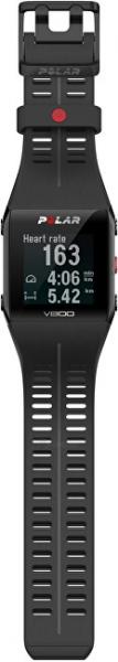 Male laikrodis Polar V800 HR černý Paveikslėlis 6 iš 10 310820136765