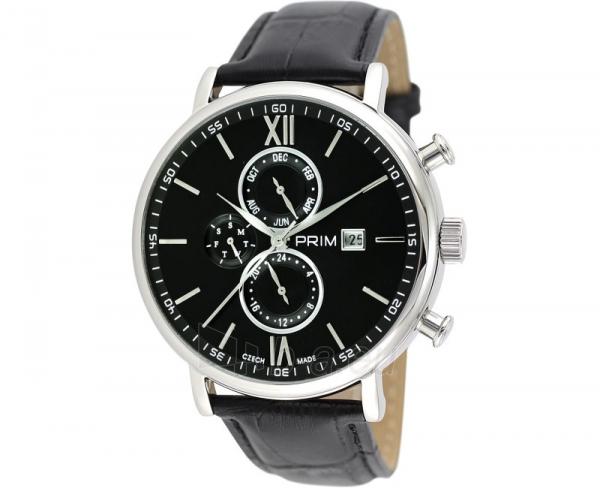 Vyriškas laikrodis Prim Automatic W01P.10745.B Paveikslėlis 1 iš 1 30069610616