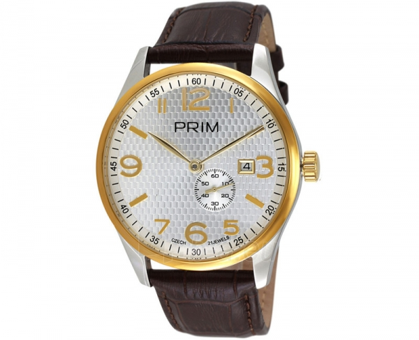 Vyriškas laikrodis Prim Automatic W01P.13005.C Paveikslėlis 1 iš 1 30069610621