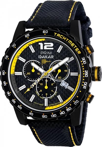 Male laikrodis Prim Dakar 2019 W01P.13081.A Paveikslėlis 1 iš 10 310820161168