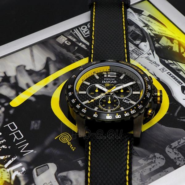 Male laikrodis Prim Dakar 2019 W01P.13081.A Paveikslėlis 5 iš 10 310820161168