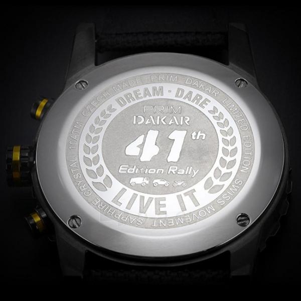 Male laikrodis Prim Dakar 2019 W01P.13081.A Paveikslėlis 3 iš 10 310820161168
