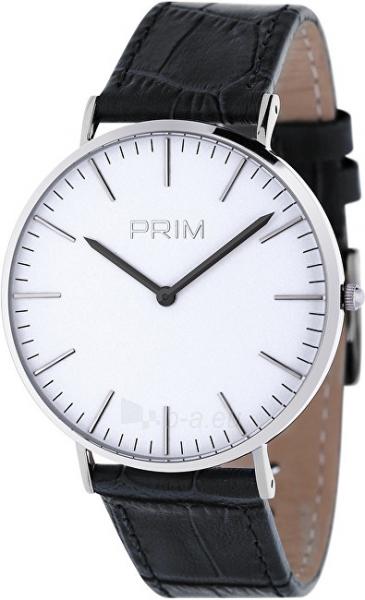 Male laikrodis Prim Klasik Slim W01P.13016.F Paveikslėlis 1 iš 4 310820135795