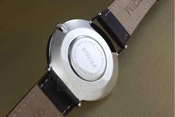 Male laikrodis Prim Klasik Slim W01P.13016.F Paveikslėlis 4 iš 4 310820135795