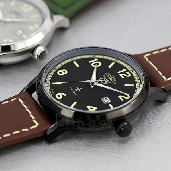 Vyriškas laikrodis Prim Pilot Automatic - C Paveikslėlis 2 iš 4 310820159090