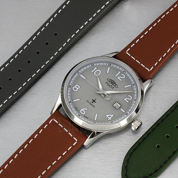 Vyriškas laikrodis Prim Pilot Automatic - C Paveikslėlis 3 iš 4 310820159090