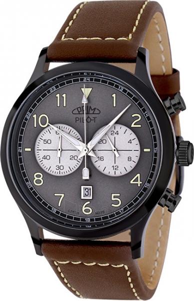 Vyriškas laikrodis Prim Pilot Chronograph - D Paveikslėlis 1 iš 5 310820140837