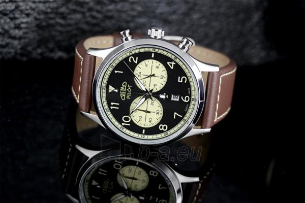 Vyriškas laikrodis Prim Pilot Chronograph - D Paveikslėlis 4 iš 5 310820140837