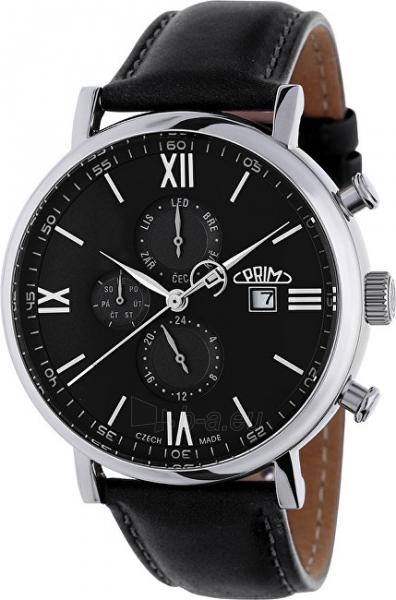 Vyriškas laikrodis Prim Retro Czech - E W01P.13079.E Paveikslėlis 1 iš 2 310820181817