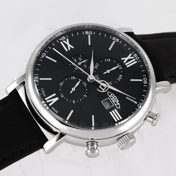 Vyriškas laikrodis Prim Retro Czech - E W01P.13079.E Paveikslėlis 2 iš 2 310820181817
