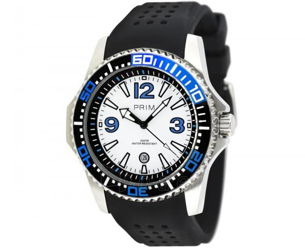Vyriškas laikrodis Prim W01P.10680.B Paveikslėlis 1 iš 1 30069610637