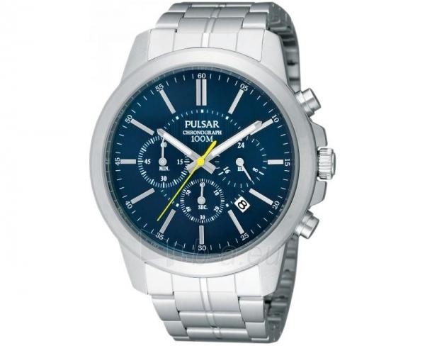 Vyriškas laikrodis Pulsar PT3483X1 Paveikslėlis 1 iš 1 30069601505