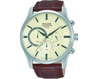 Vyriškas laikrodis Pulsar PT3737X1 Paveikslėlis 1 iš 1 30069606427