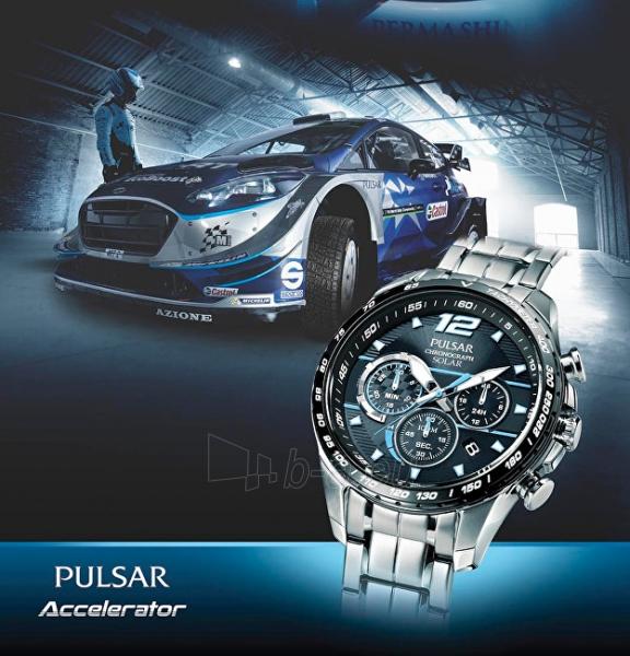 Vīriešu pulkstenis Pulsar PZ5031X1 Paveikslėlis 2 iš 5 310820171445