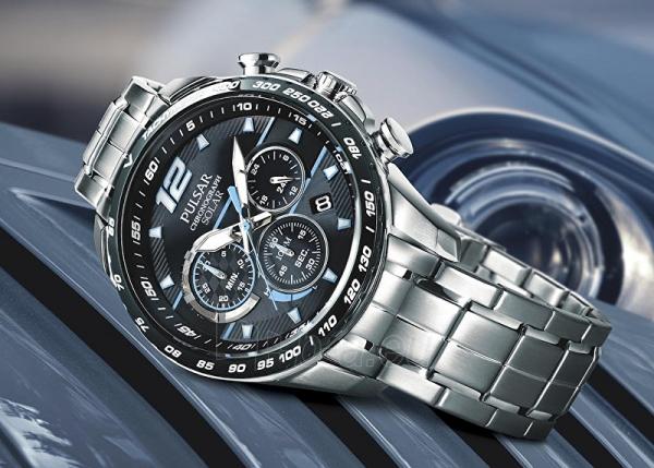 Vīriešu pulkstenis Pulsar PZ5031X1 Paveikslėlis 3 iš 5 310820171445