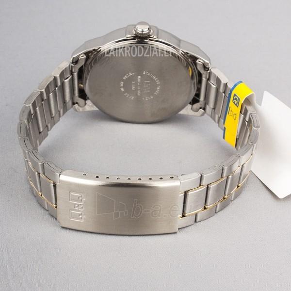 Vyriškas laikrodis Q&Q A184J401Y Paveikslėlis 3 iš 5 30069608730