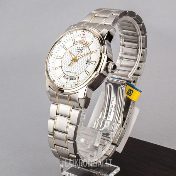 Vyriškas laikrodis Q&Q A184J401Y Paveikslėlis 4 iš 5 30069608730