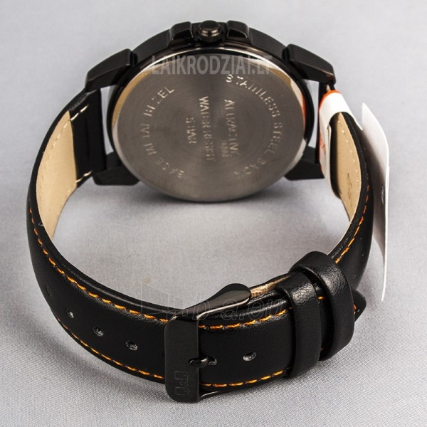 Male laikrodis Q&Q Atractive DA06J502Y Paveikslėlis 3 iš 5 30069608748