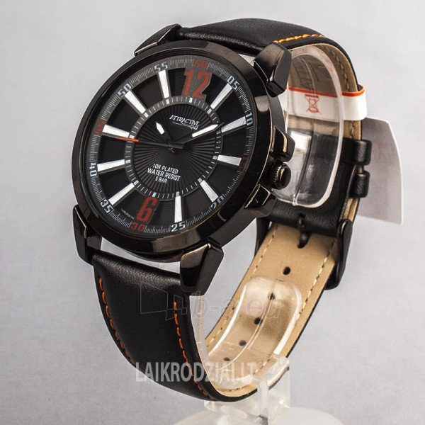Vyriškas laikrodis Q&Q Atractive DA06J502Y Paveikslėlis 3 iš 4 30069608748
