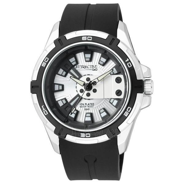 Vyriškas laikrodis Q&Q ATTRACTIVE DA54J301Y Paveikslėlis 1 iš 4 30069605998