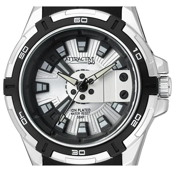 Vyriškas laikrodis Q&Q ATTRACTIVE DA54J301Y Paveikslėlis 2 iš 4 30069605998