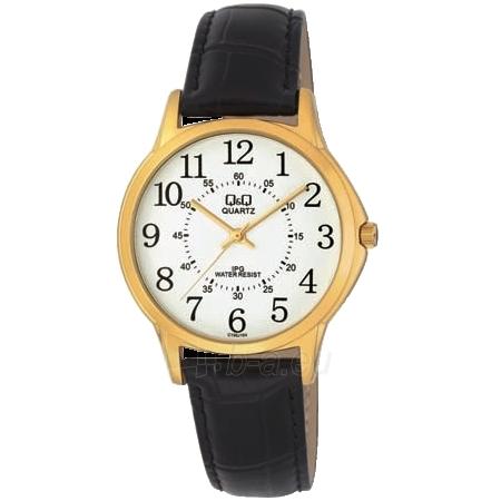 Vyriškas laikrodis Q&Q C190J104Y Paveikslėlis 1 iš 1 30069606020
