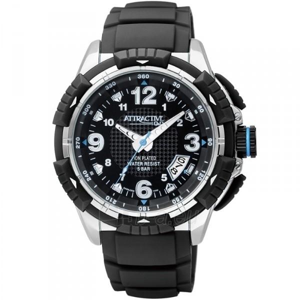 Vyriškas laikrodis Q&Q DA60J305Y Paveikslėlis 1 iš 5 30069606030