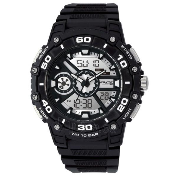Vīriešu pulkstenis Q&Q DE10J501Y Paveikslėlis 1 iš 3 30069608753