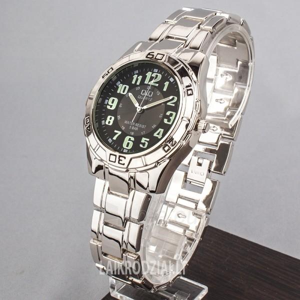 Vīriešu pulkstenis Q&Q F282-205Y Paveikslėlis 5 iš 5 30069606037