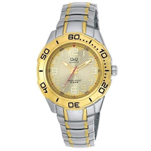 Vīriešu pulkstenis Q&Q F348-403Y Paveikslėlis 1 iš 1 310820010746