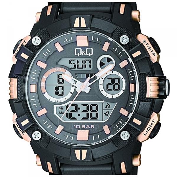 Vīriešu pulkstenis Q&Q GW88J005Y Paveikslėlis 2 iš 2 310820196191