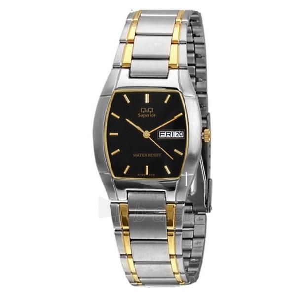 Vyriškas laikrodis Q&Q K726-402R Paveikslėlis 1 iš 1 310820010771