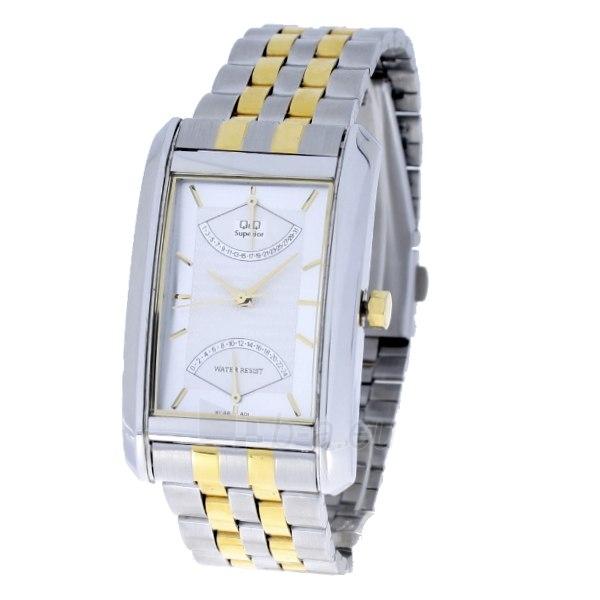 Vīriešu pulkstenis Q&Q KC46J401R Paveikslėlis 1 iš 7 30069606078