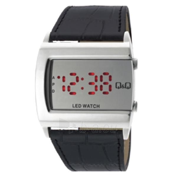 Male laikrodis Q&Q LED laikrodis M101J341Y Paveikslėlis 1 iš 1 30069608793