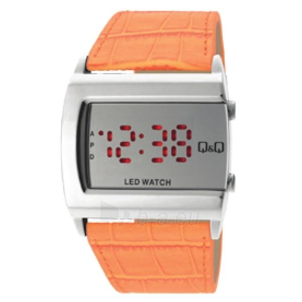Male laikrodis Q&Q LED laikrodis M101J381Y Paveikslėlis 1 iš 1 30069608794