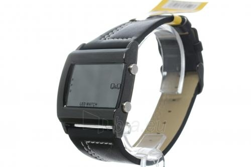 Male laikrodis Q&Q LED laikrodis M101J501Y Paveikslėlis 3 iš 8 30069608796