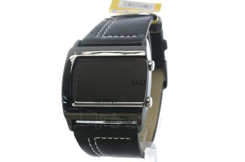 Male laikrodis Q&Q LED laikrodis M101J501Y Paveikslėlis 4 iš 8 30069608796