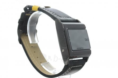 Male laikrodis Q&Q LED laikrodis M101J501Y Paveikslėlis 7 iš 8 30069608796