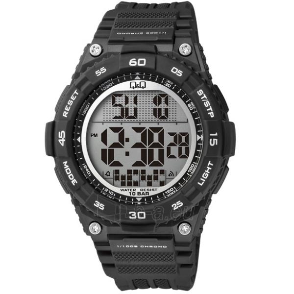 Vyriškas laikrodis Q&Q M147J001Y Paveikslėlis 2 iš 8 310820105253