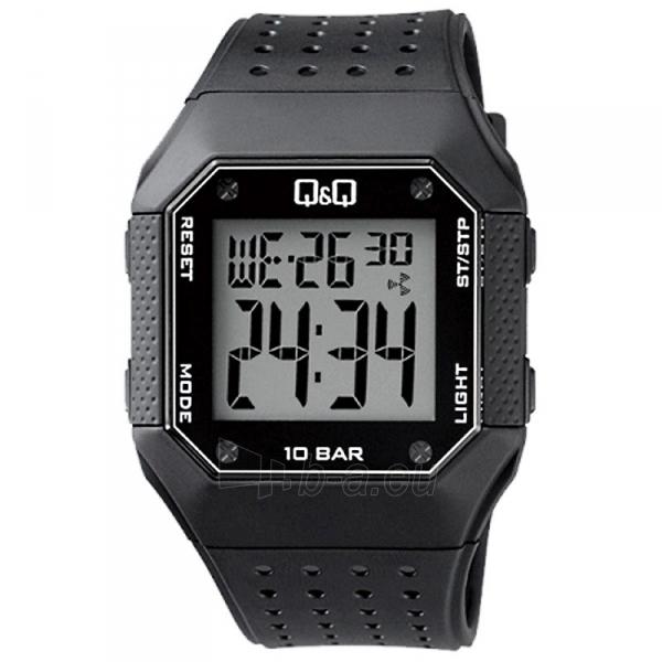 Vīriešu pulkstenis Q&Q M158J001Y Paveikslėlis 1 iš 1 310820105841
