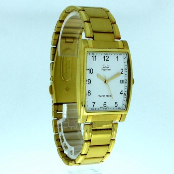 Men's watch Q&Q RQ24J004Y Paveikslėlis 7 iš 8 30069606145